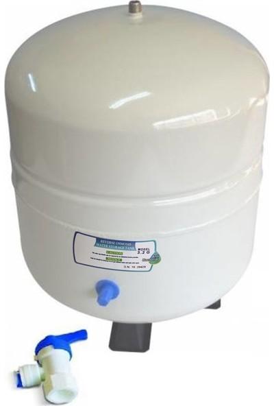 Sulook Su Arıtma Cihazı Tankı 12 lt 3.2 Galon
