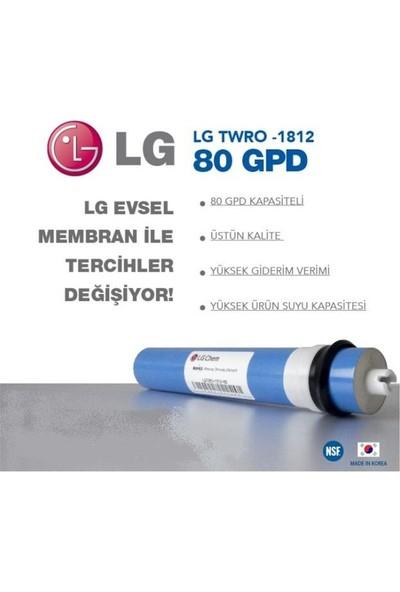 LG Mebran Filtre Lg Chem 80 Gpd