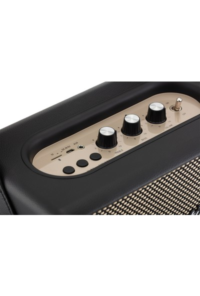 MF Product Acoustic 0172 30W Kablosuz Bluetooth Speaker Siyah