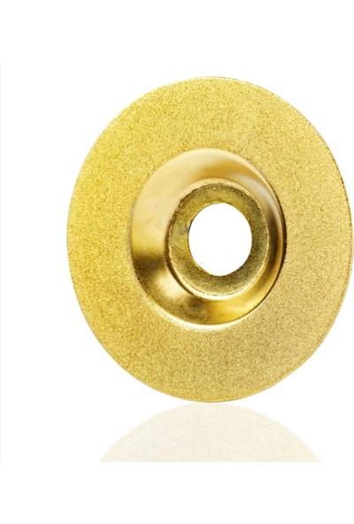 Reko Elmas Aşındırıcı Disk Çanak 100 mm