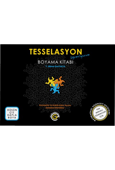 Tesselasyon Öğreniyorum - Erol Kaya