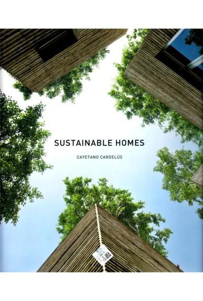 Sustainable Homes (Sürdürülebilir Mimarlık; Evler) - Cayetano Cardelus