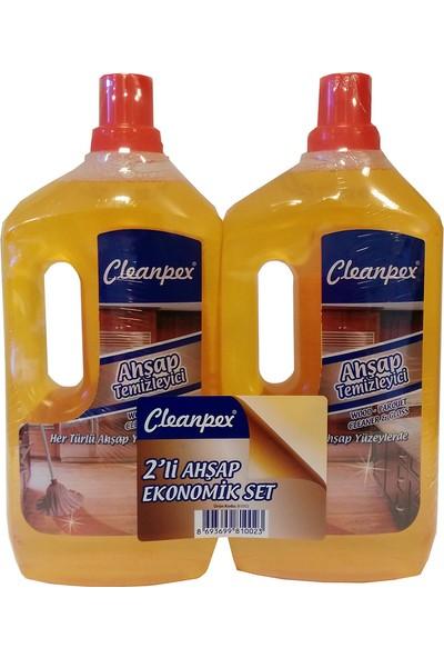 Cleanpex 2'li Ahşap Temizleyici