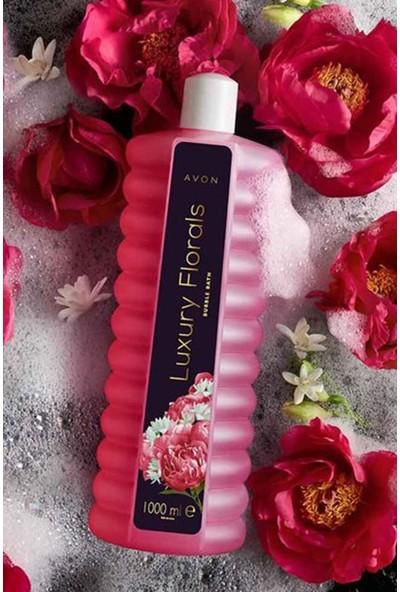 Avon Luxury Florals Banyo Köpüğü 1 lt