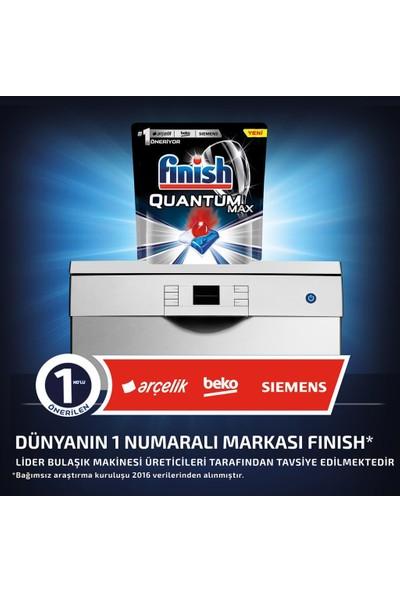 Finish Quantum Max Bulaşık Makinesi Deterjanı 116 Kapsül 58 x 2
