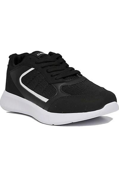 Conpax Mrd Faylon 785 Anr Siyah - Beyaz Ayakkabı