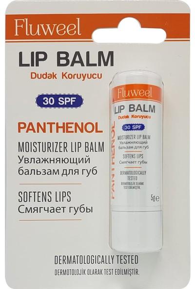 Fluweel Dudak Koruyucu Panthenol Lip Balm(Spf 30)