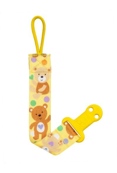 Wee Baby Animal Emzik Bandı - Sarı