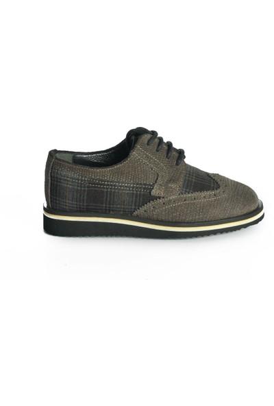J Plus Baby Oxford Vizon Çocuk Ayakkabı