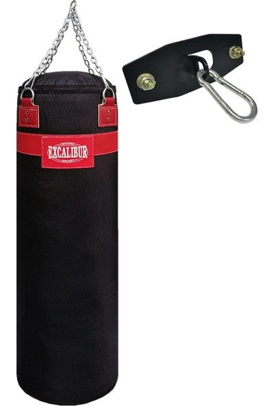 Excalibur Polystar 120 x 30 Boks Kum Torbası Siyah