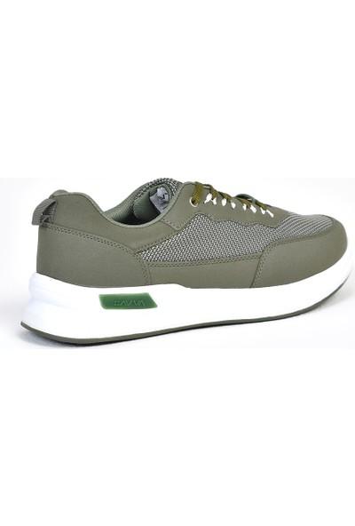 Avva Erkek Haki Spor Ayakkabı A01Y8028