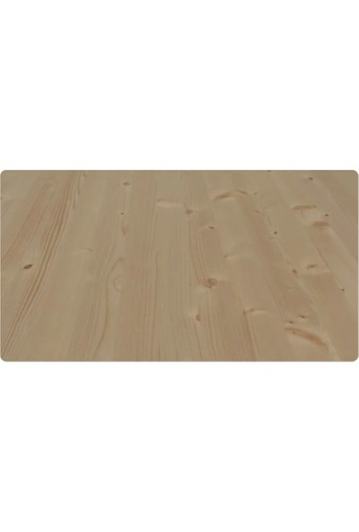Woodlife Ahşap Plaka Masif Panel Ladin 10 x 40 x 1,8 cm