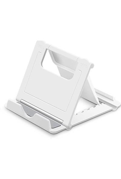 Wlue Masaüstü Mini Tablet Tutucu Stand 7 Kademeli