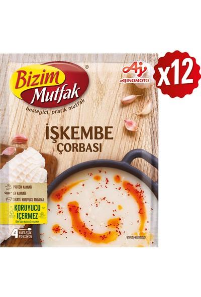 Bizim Mutfak Işkembe Çorbası 65 gr 12'li Paket