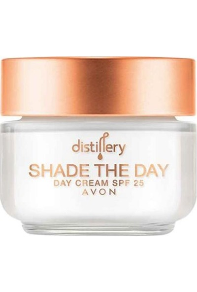Avon Distillery Shade The Day Spf 25 Gündüz Kremi 30 ml