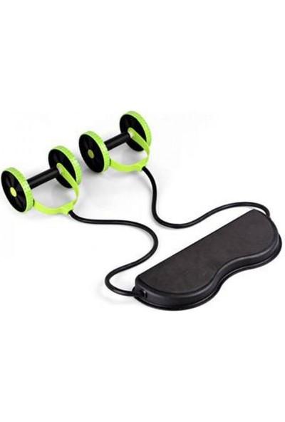 Hoby Flex Tekerlekli Egzersiz ve Spor Aleti