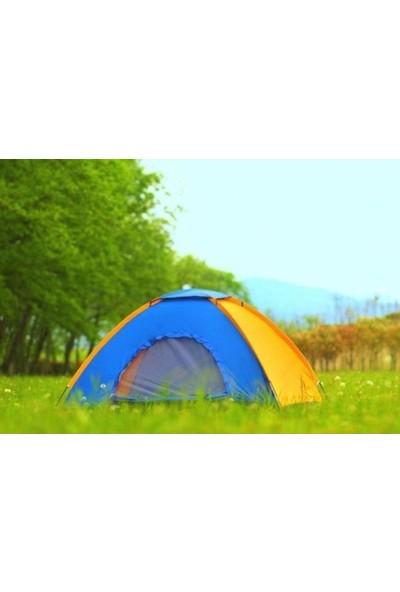 Onetick 2-3 Kişilik Otomatik Açılır Kamp Çadırı 200 x 145 x 110 cm