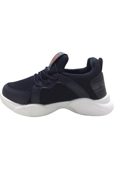 Alessio 2024 Erkek Çocuk Spor Ayakkabı Lacivert