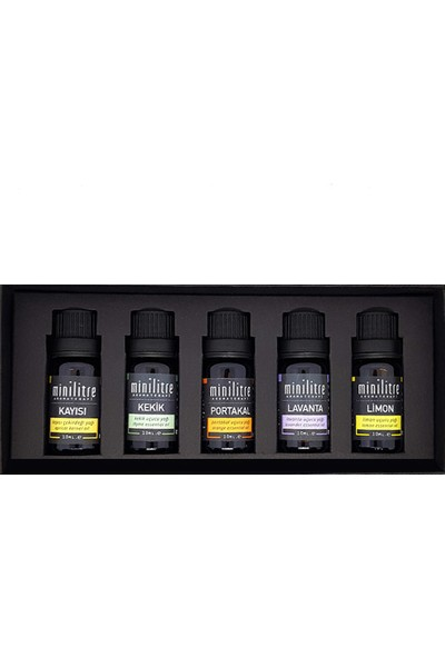 Minilitre Aromaterapi Anneler Gününe Özel Hediye Seti