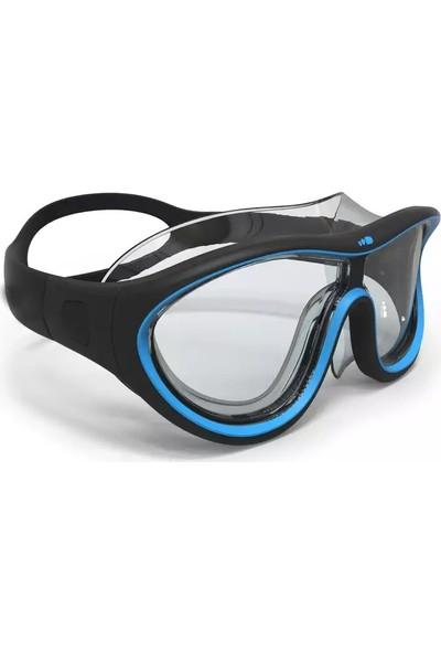 Meridyen Dükkan 180° Panoramik Dalış Su Geçirmez Yüzücü Gözlüğü Yetişkin