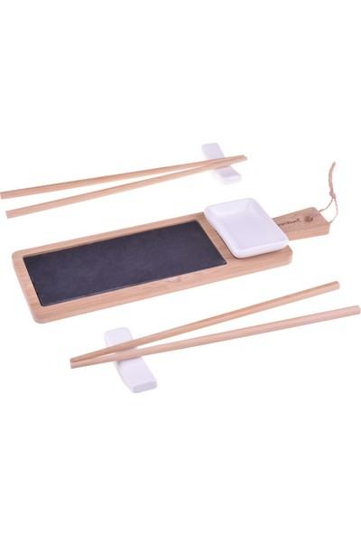 Bambum Saki - Sushi Seti 9 Parça
