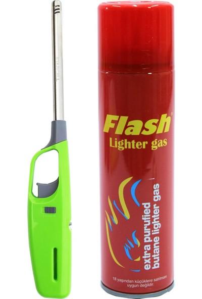 Flash Mutfak Barbekü Çakmağı Gaz Hediyeli 713053