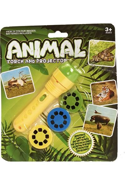 Gogo El Feneri Projektör Hayvanlar Dünyası