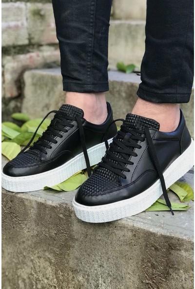 Chekich Ch017 Bt Erkek Ayakkabı Siyah