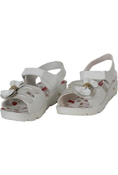 Vişne Çocuk Ve Bebek Sandalet