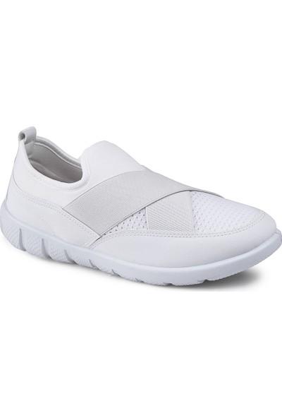Crash Kadın Sneaker 328301 Beyaz