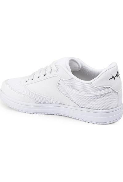 Crash Erkek Sneaker 920013 Beyaz