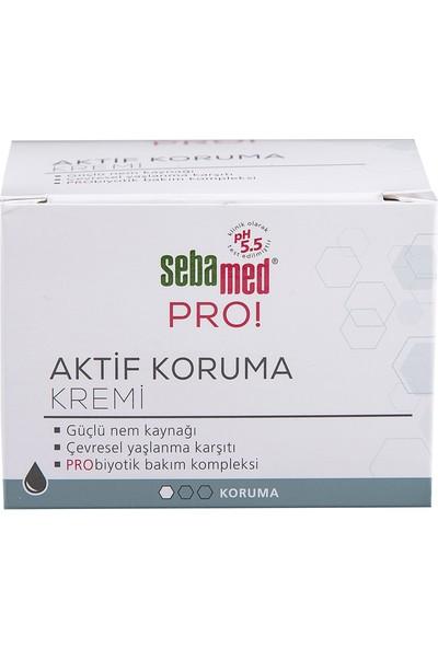 Sebamed PRO! Probiyotik İçerikli Aktif Koruma Yüz Bakım Kremi 50 ml