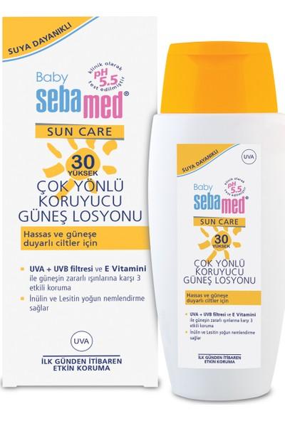 Sebamed Baby Sun Koruyucu Bebek Güneş Losyonu SPF 30 150 ml
