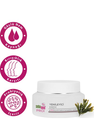 Sebamed PRO! Probiyotik İçerikli Regenerating Yeniden Yapılandırıcı Krem 50 ml