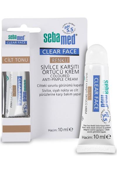 Sebamed Clear Face Sivilce Örtücü Bakım Kremi 10 ml