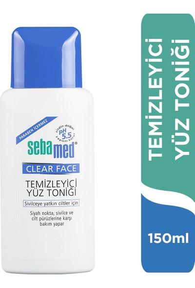 Sebamed Clear Face Sivilce ve Akne Karşıtı Yüz Temizleyici Tonik 150 ml