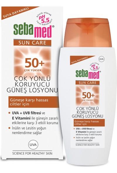 Sebamed Sun Koruyucu Güneş Losyonu SPF 50 150 ml
