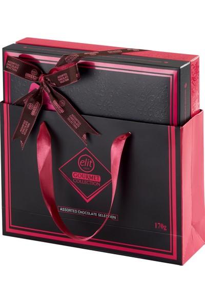 Gourmet Collection Spesiyal Çikolata Pembe Kutu 170g