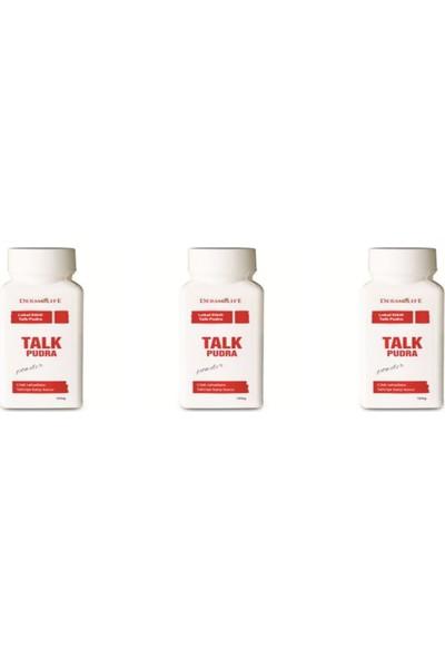 Dermolife Talk Pudra 100 gr 3 Adet