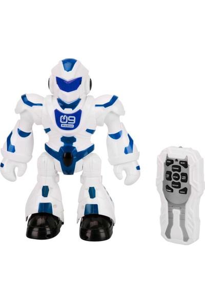 Rising Toys Uzaktan Kumandalı Müzikli ve Işıklı Programlanabilir Robot 22 cm