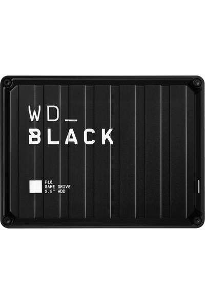 "WD Black P10 Game Drive 2TB 2.5"" Taşınabilir Disk WDBA2W0020BBK-WESN"