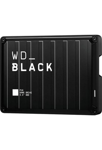 "WD Black P10 Game Drive 5TB 2.5"" Taşınabilir Disk WDBA3A0050BBK-WESN"