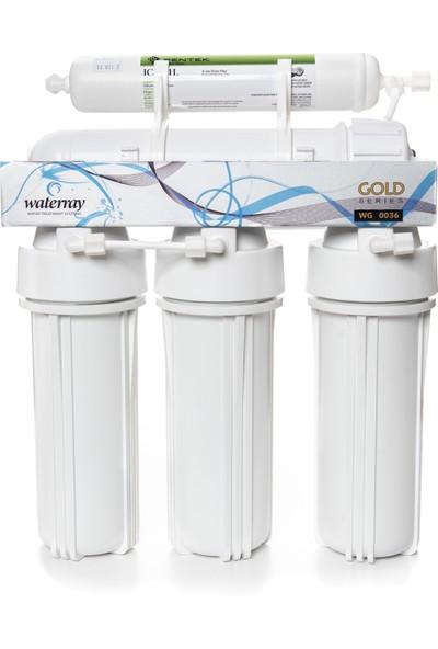 Waterray Gold Series Su Arıtma Cihazı Beyaz