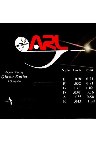 Arl Klasik Gitar Teli 6 String Set