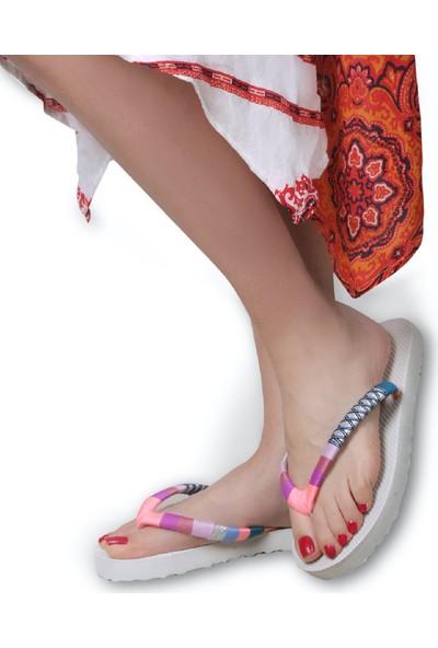 Merrybrand Flip Flop Terlik Flamenco