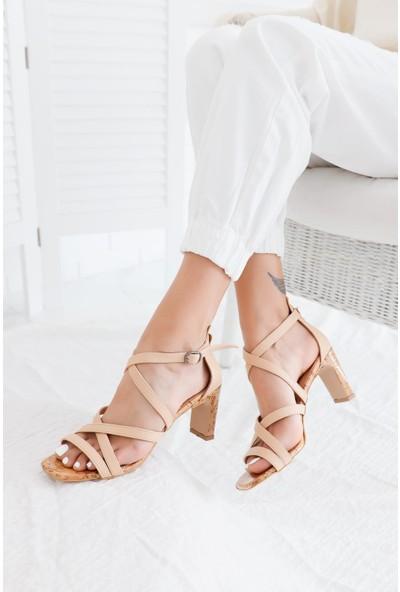 Limoya Jaelyn Topuklu Ayakkabı
