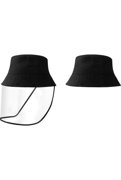 ThePack TH3145 Yüz Koruyucu Siperlikli Şapka