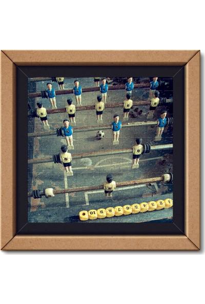 Clementoni - 250 Parça Frame Me Up Yetişkin Puzzle - Football
