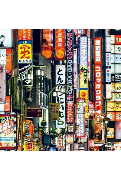 Clementoni - 250 Parça Frame Me Up Yetişkin Puzzle - Tokyo Lights