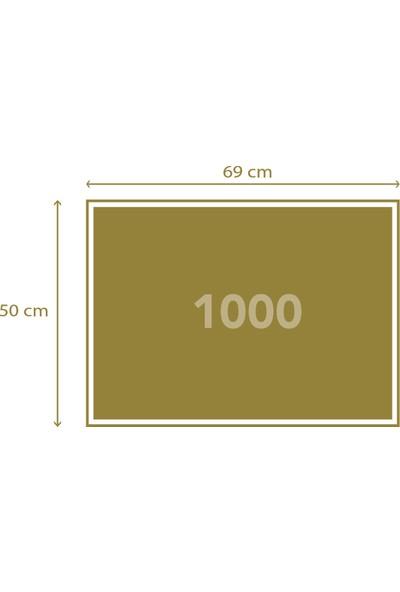 Clementoni - 1000 Parça La Casa De Papel Yetişkin Puzzle - Impossible